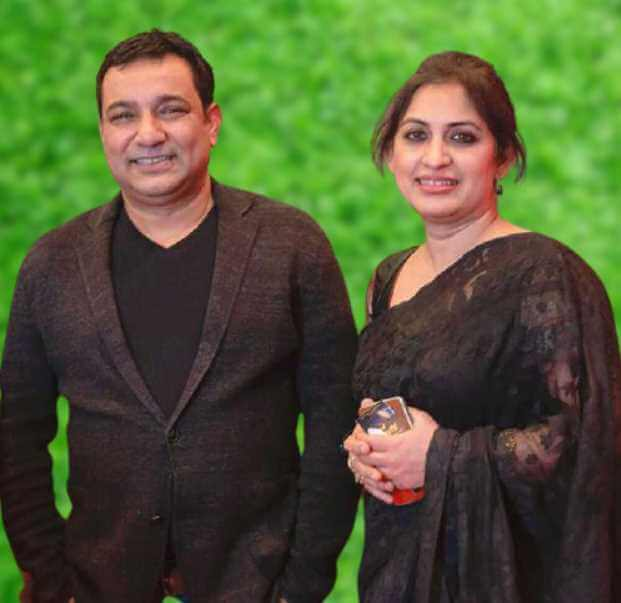 Bipasha Hayat with Taukir Ahmed Image