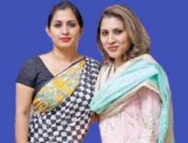 Bipasha Hayat with her Sister