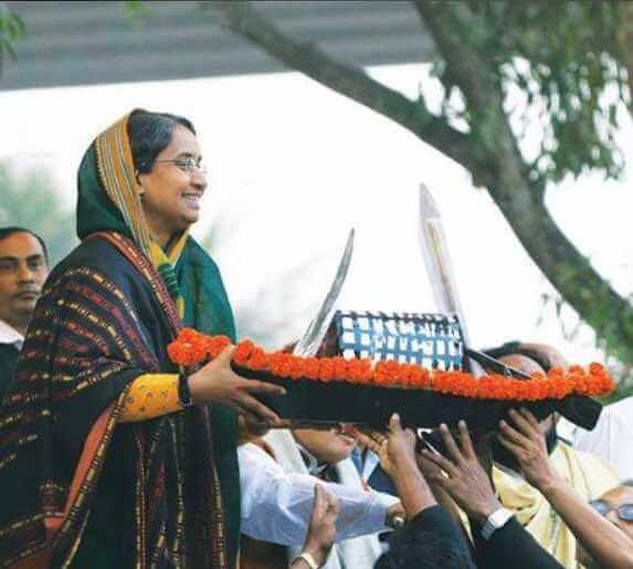 Dipu Moni Image