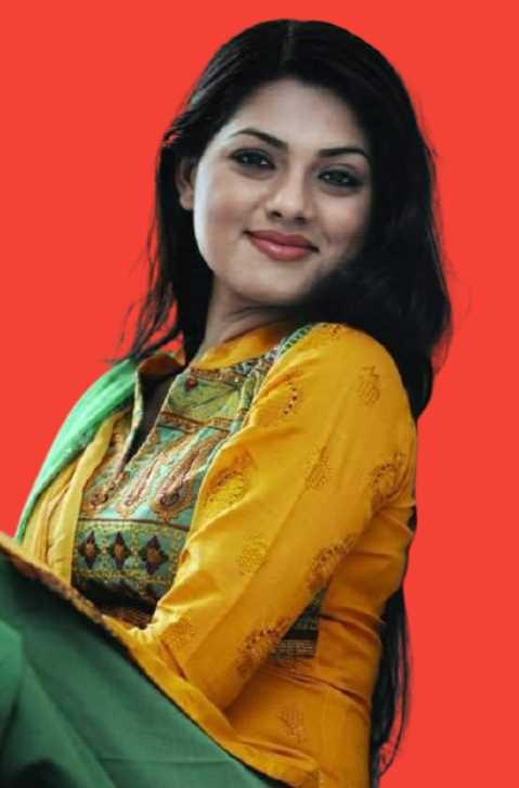 Nusrat Imrose Tisha hot photo