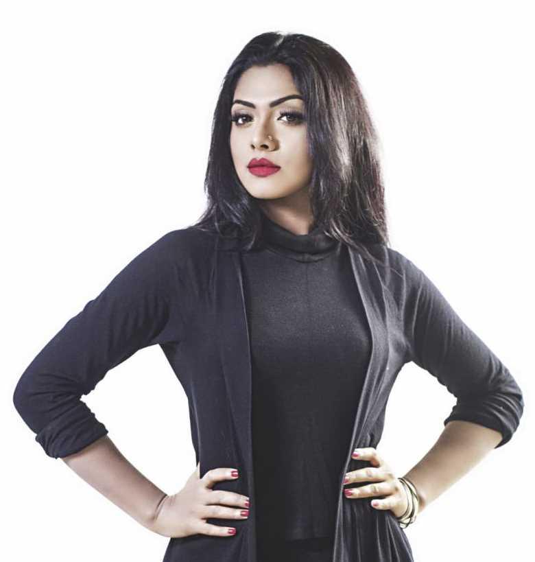 Nusrat Imrose Tisha hot pic