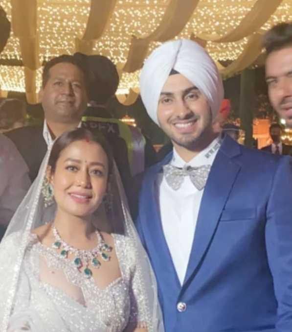 Singer Neha Kakkar wedding