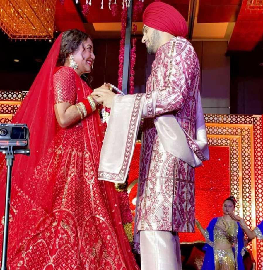 Wedding photo of Neha Kakkar
