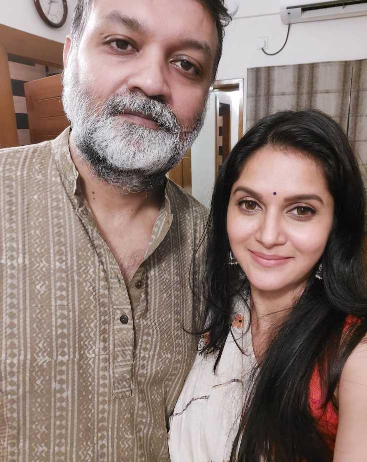 Mithila and Srijit Photo