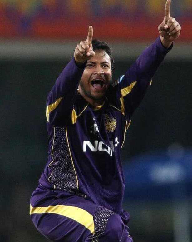 Shakib Al Hasan IPL Image