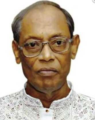 M.A. Wazed Miah - Husband Sheikh Hasina