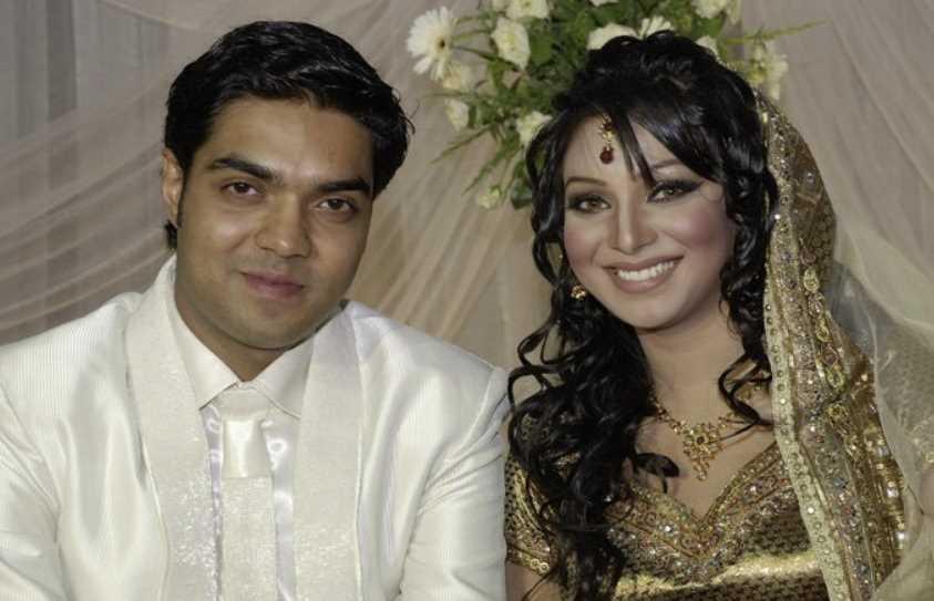 Prova and Rajib photo