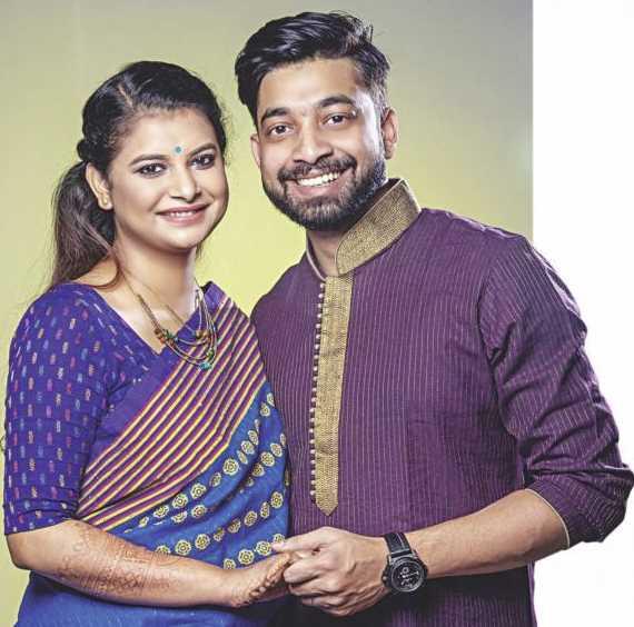 Sabnam Faria and Harunu Ur Rashid Apu photo