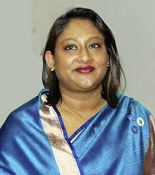 Saima Wazed Joy - Daughter of Prime minister Sheikh Hasina