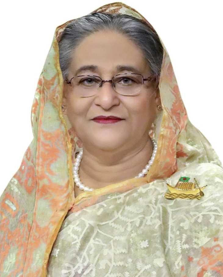 Sheikh Hasina photo