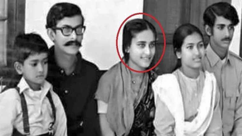 Sheikh Hasina sibling