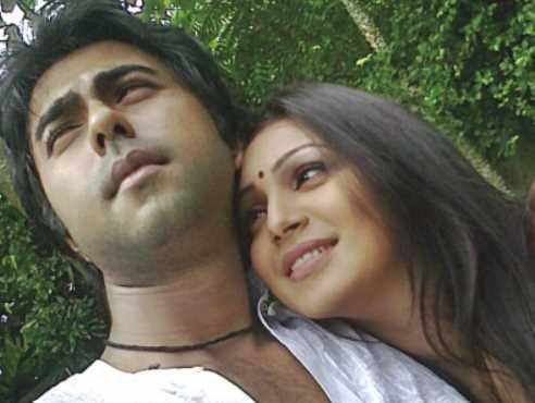 Ziaul Haque Apurba and Sadia Jahan Prova photo