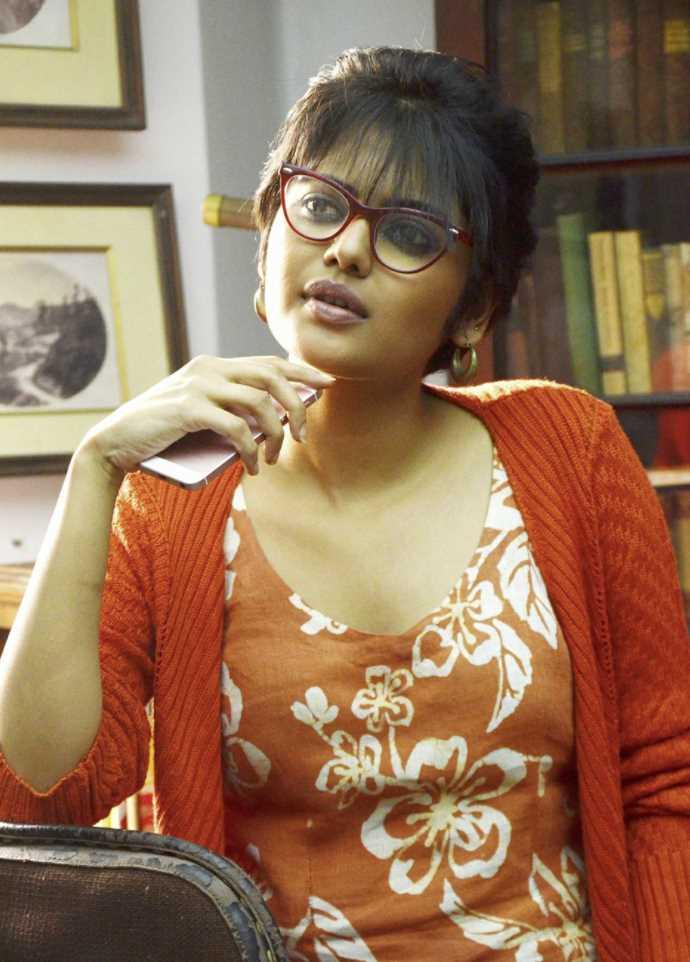 Saayoni Ghosh 2021
