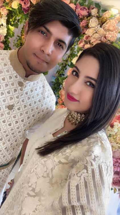 Safa Kabir with Tawsif Mahbub