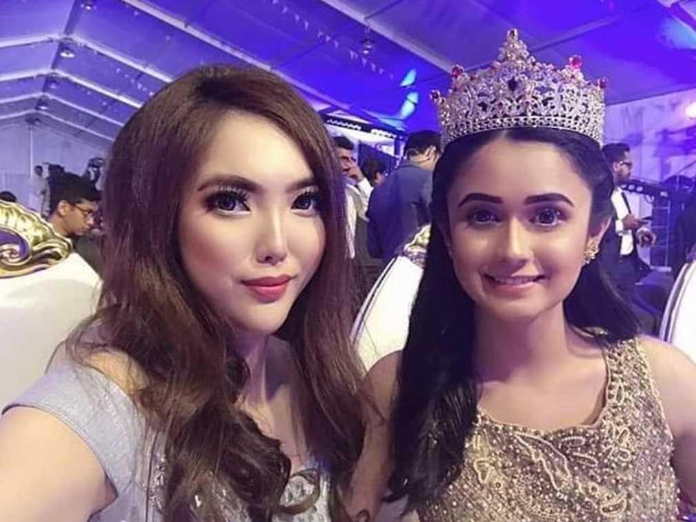 Jannatul Ferdous Oishee - Miss World Bangladesh 1