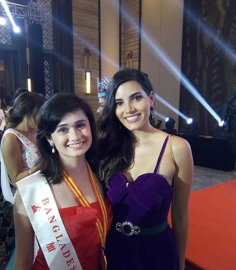 Jannatul Ferdous Oishee - Miss World Bangladesh 3
