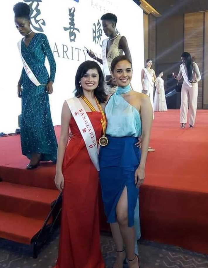 Jannatul Ferdous Oishee - Miss World Bangladesh 4
