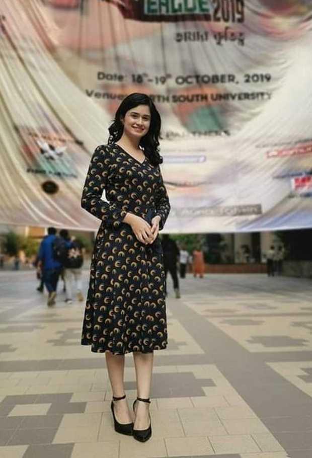 Jannatul Ferdous Oishee photo - Miss World Bangladesh 5