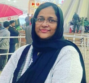 Ghazala Chowdhury Image