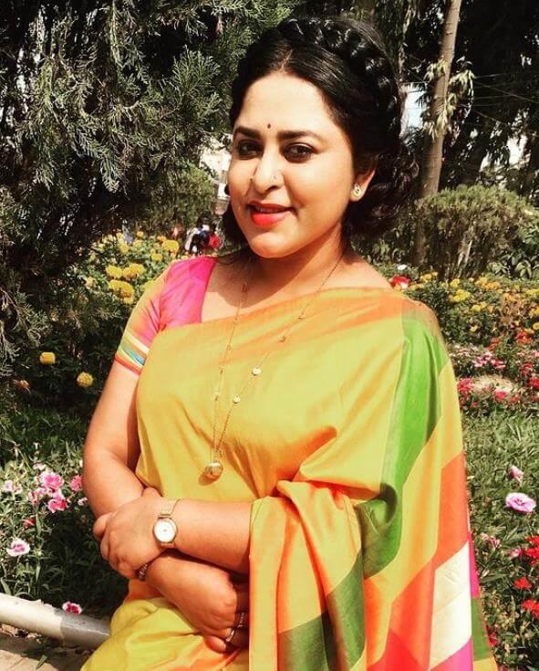 Jyotika Jyoti Saree Photo