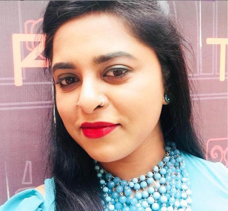 Jyotika Jyoti Selfie Image