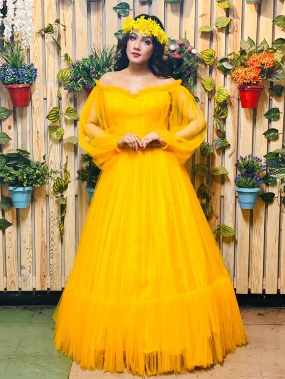 Mahiya Mahi Salwar Kameez Photography