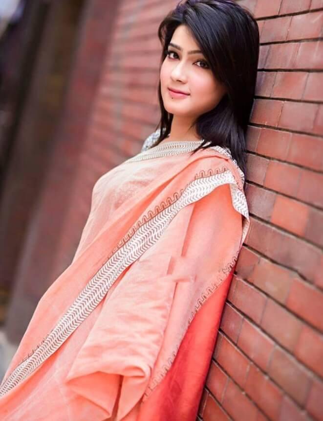 Mahiya Mahi Saree Photo1