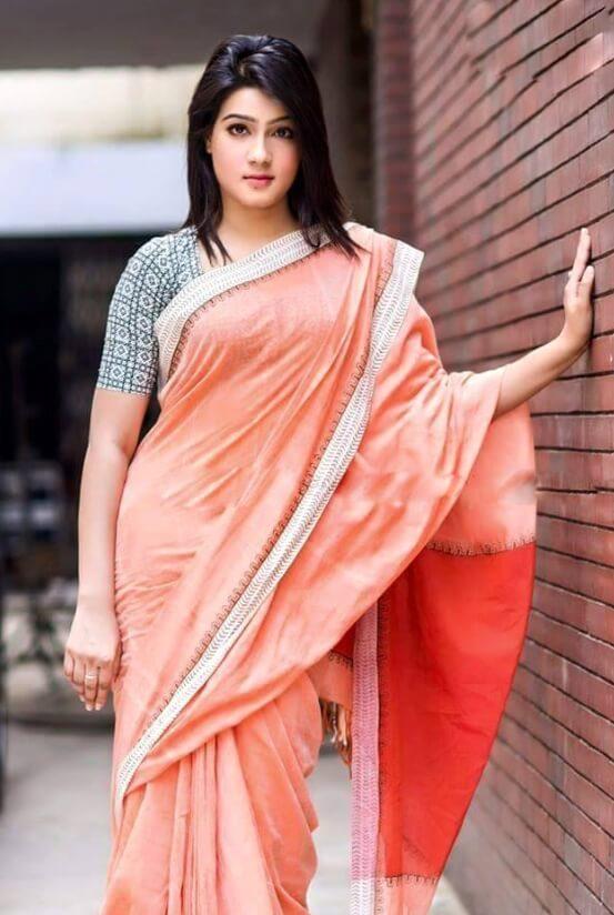 Mahiya Mahi Saree Photo2