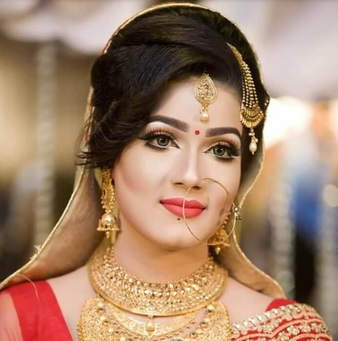 Mahiya Mahi Wedding Image