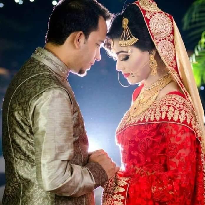 Mahiya Mahi Wedding Photo