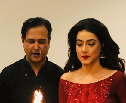 Mahiya Mahi with Asif Akbar Image