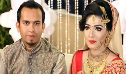 Mahmud Parvej Opu Marriage Image