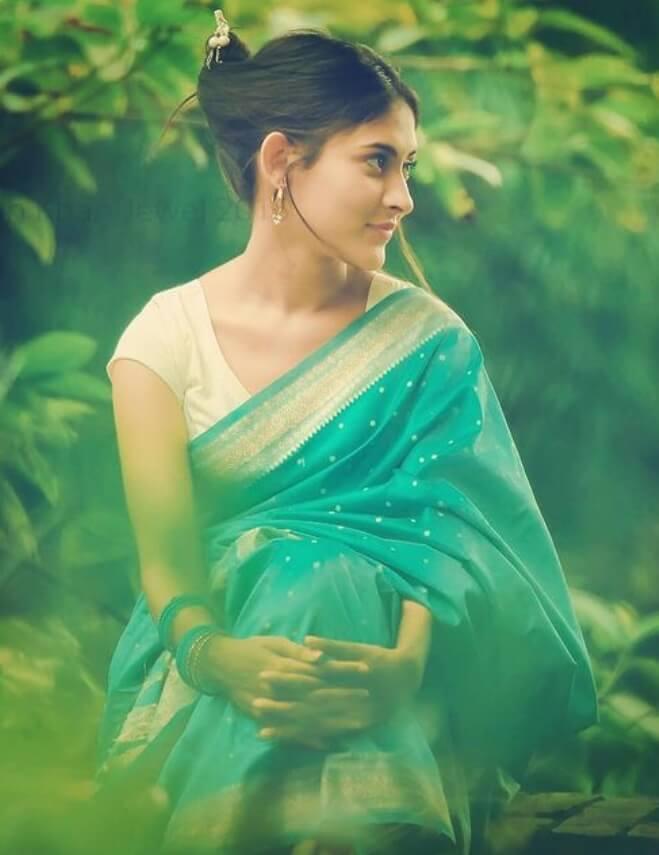 Mehazabien Chowdhury Saree Photoshoot