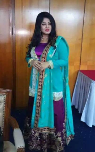 Moushumi Salwar Kameez HD Image