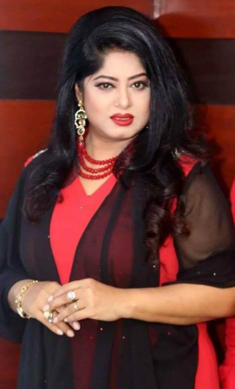 Moushumi Salwar Kameez Style Picture