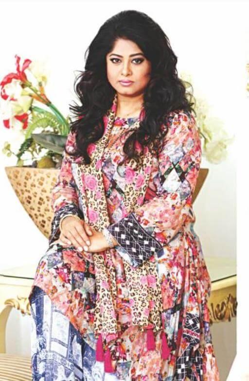 Moushumi Salwar Kameez Style Pictures
