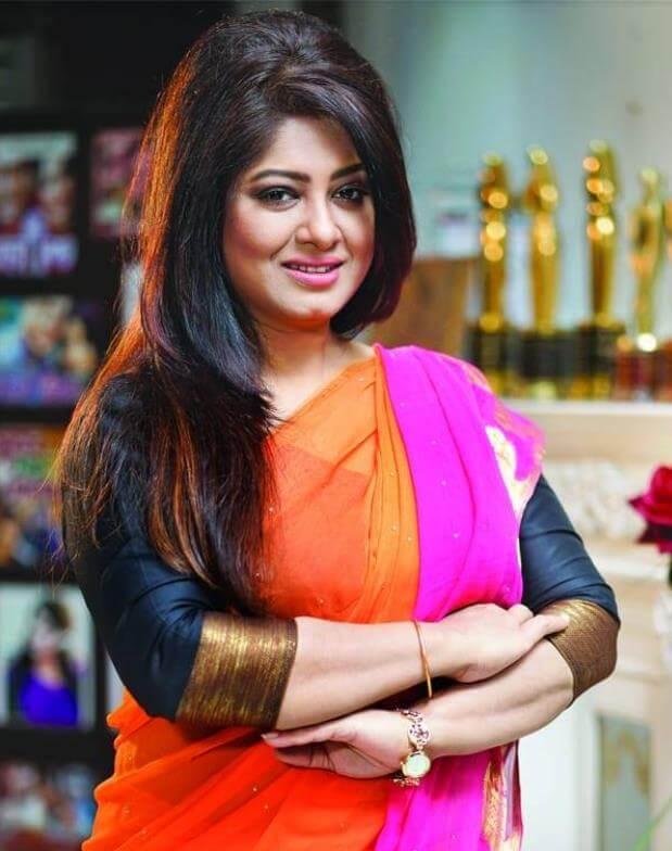 Moushumi Saree Photos
