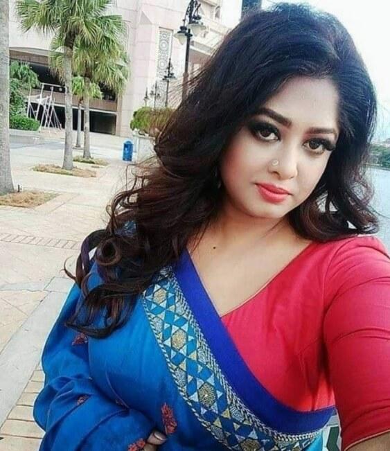 Moushumi Selfie Photo