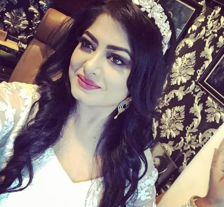 Moushumi beautiful Selfie