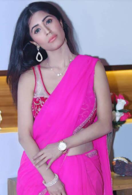 Naila Nayem Saree pic