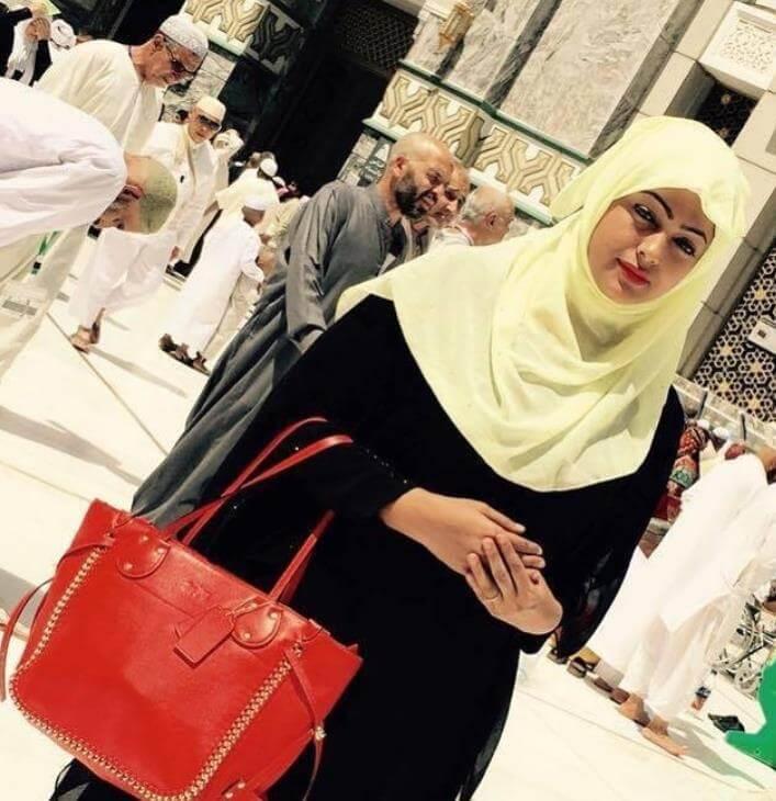 Nipun Akter Hijab Pic