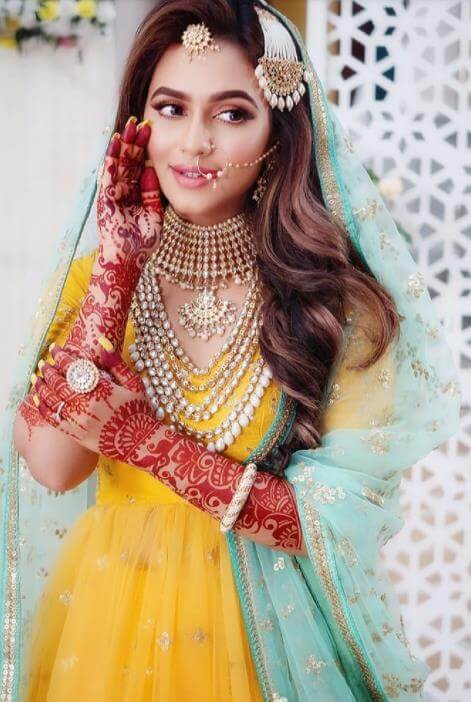 Nusrat Faria Wedding pic