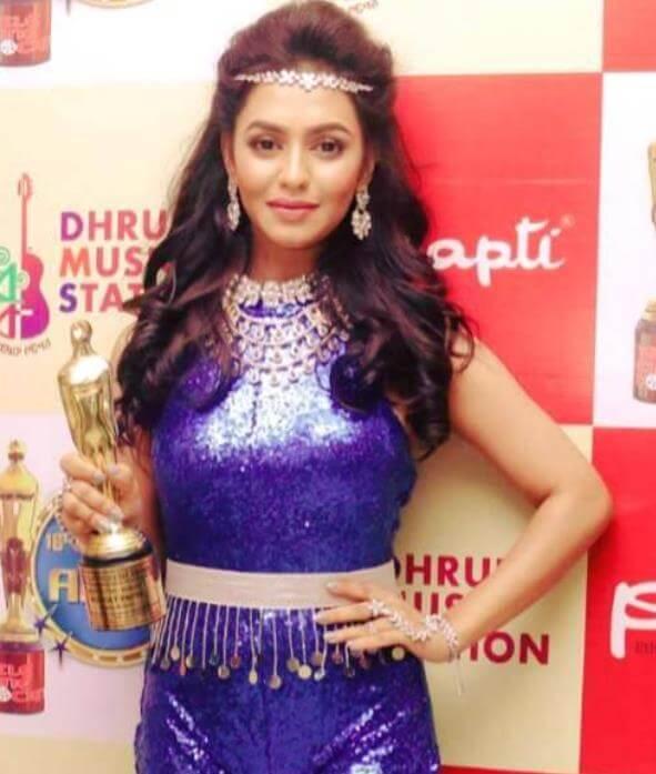 Nusrat Faria awards Image