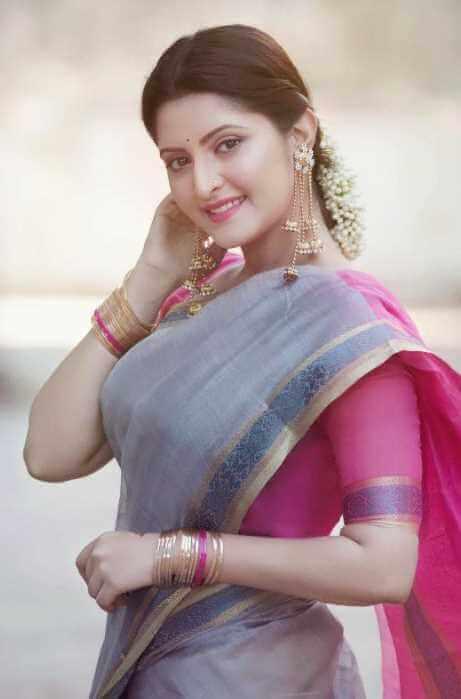 Pori Moni Saree Pictures