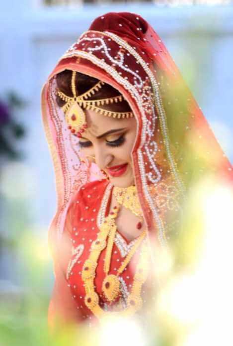 Pori Moni wedding Pic