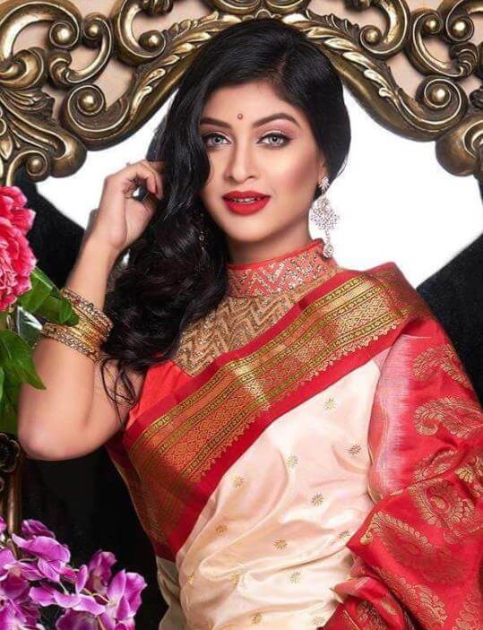 Sarika Sabrin Picture