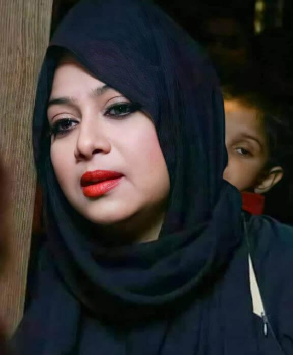 Shabnur Hijab Picture