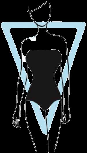 Triangle Body Shape
