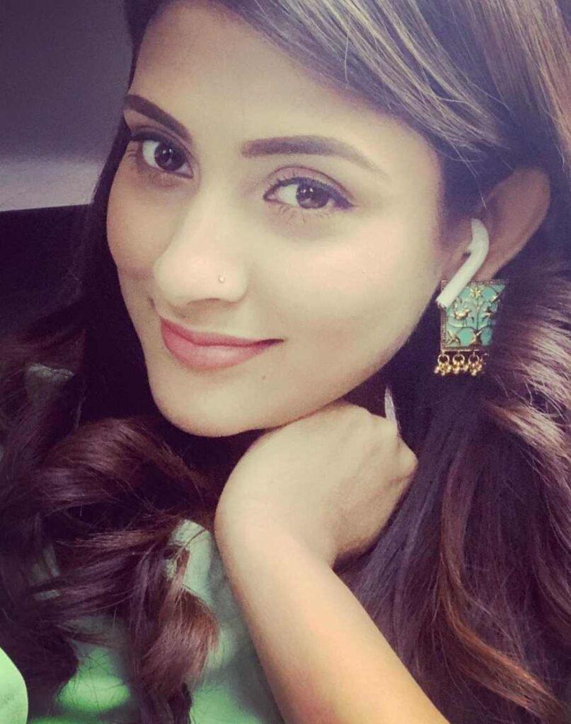 Mehazabien Chowdhury Beautiful Selfe