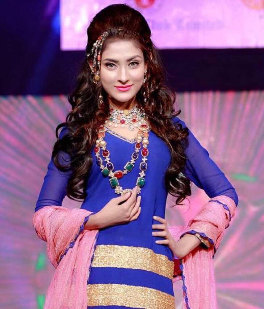 Mehazabien Chowdhury Modeling Pic